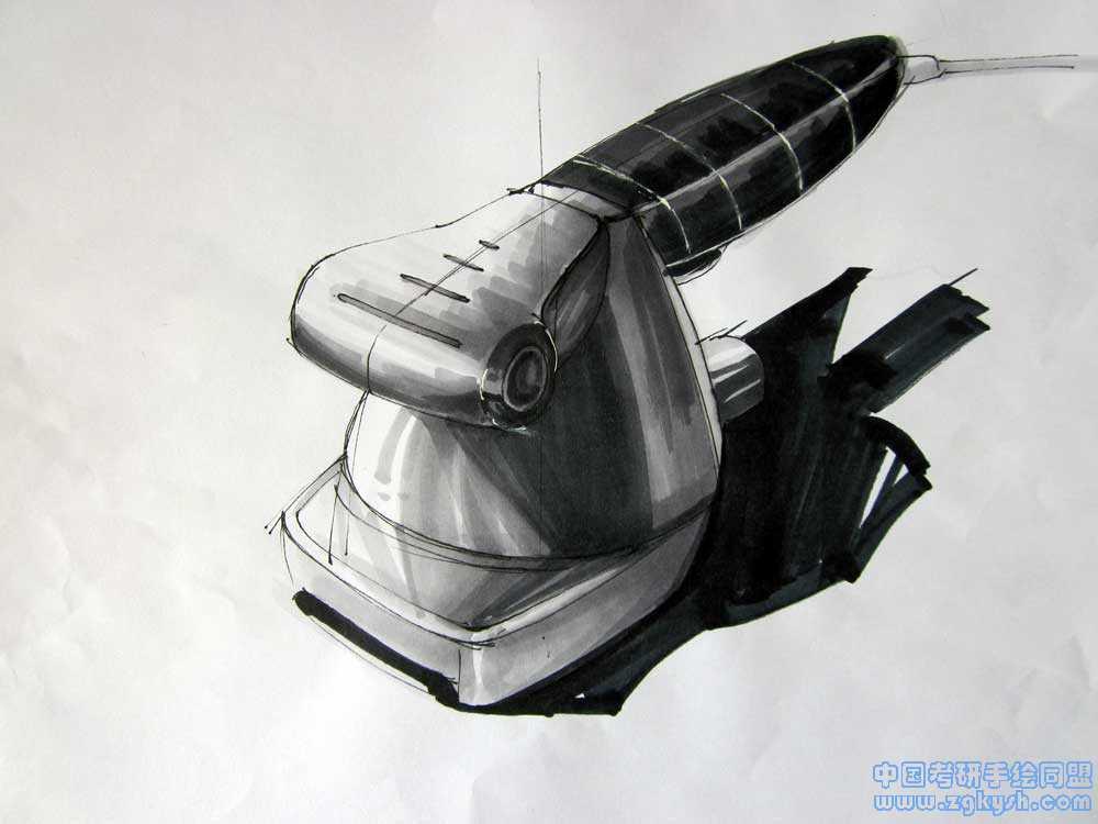 马克笔手绘家具效果图_马克笔手绘家具效果图设计