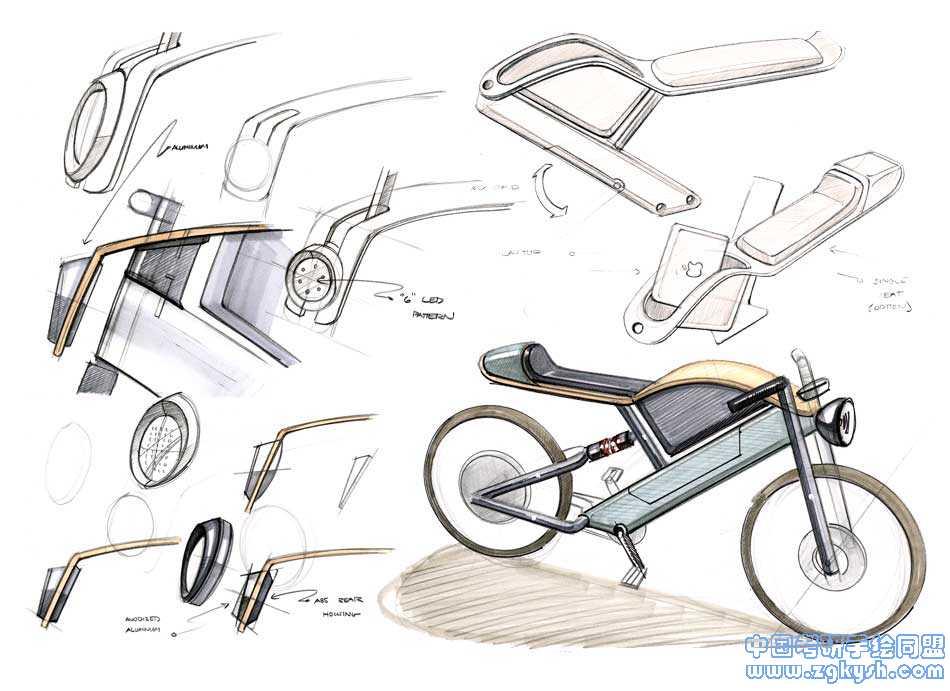 产品设计手绘作品产品设计