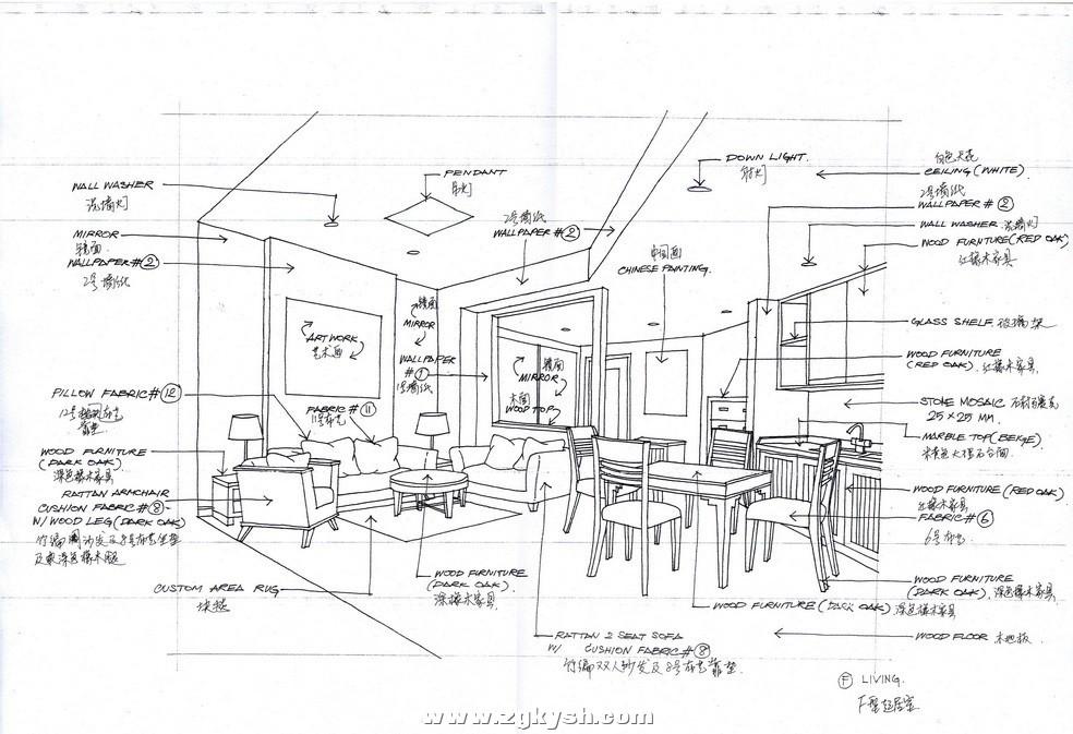 国外室内设计手绘效果图16 国外室内设计手绘效果图1.jpg