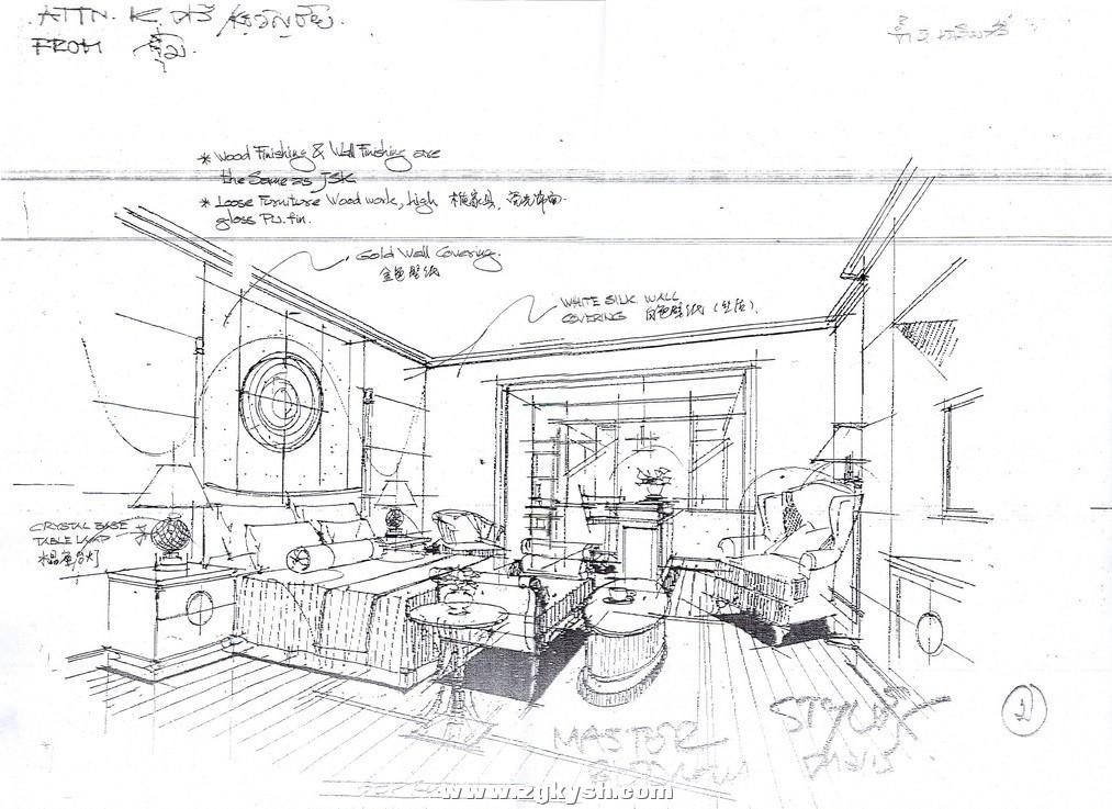 国外室内设计手绘效果图16 国外室内设计手绘效果图4.jpg