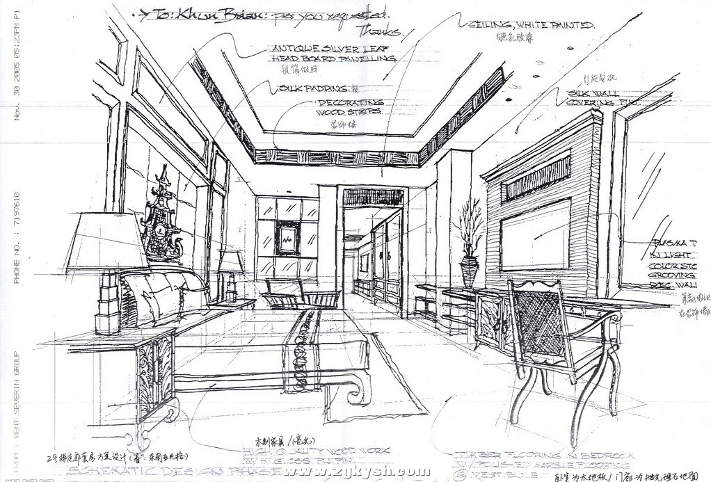 国外室内设计手绘效果图16 国外室内设计手绘效果图6.jpg
