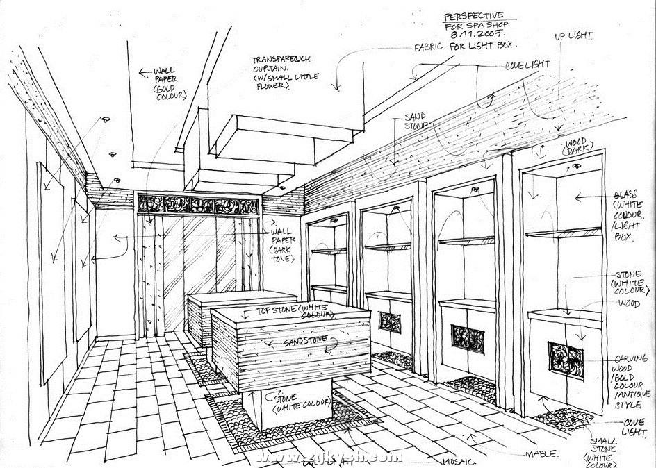 国外室内设计手绘效果图16 国外室内设计手绘效果图11.jpg