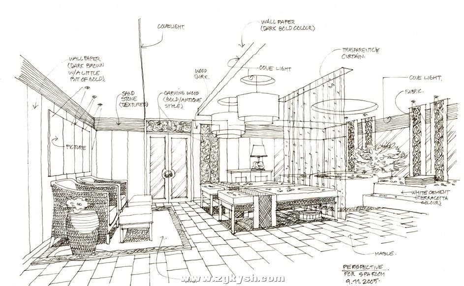 国外室内设计手绘效果图16 国外室内设计手绘效果图16.jpg